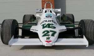 Ktoś chętny na zakup samochodu F1 Williams FW07 z 1981 roku?