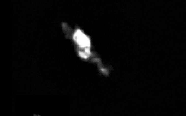 Zdjęcie tajemniczego samolotu kosmicznego X-37B