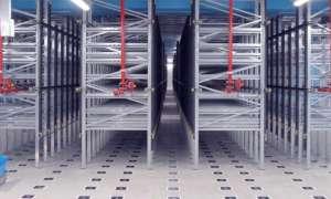 Powstaje zautomatyzowane centrum produktów spożywczych