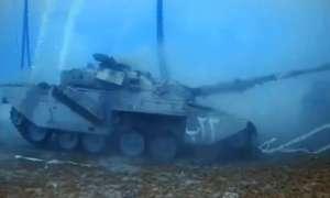 Jordania zatopiła swój wojskowy sprzęt w morzu i zaprasza teraz do odwiedzin