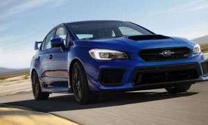 Subaru WRX STI na 2021 rok z nowym silnikiem