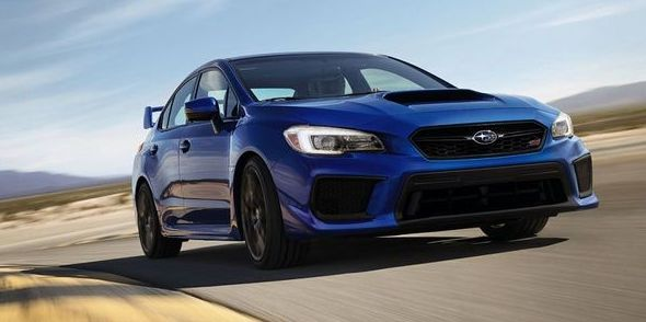 Subaru szykuje spore zmiany w nowym WRX STI