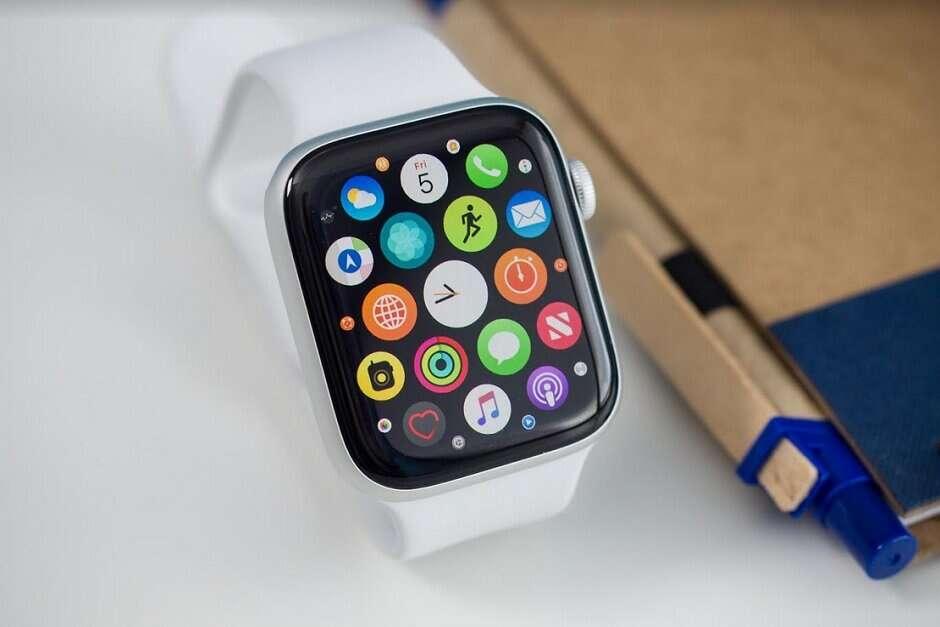 WatchOS 6, animacja WatchOS 6, system WatchOS 6, apple watch, watch series 5, apple watch series 5, zegarek apple