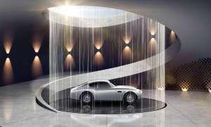 Aston Martin zbuduje galerię dla Twojego supersamochodu