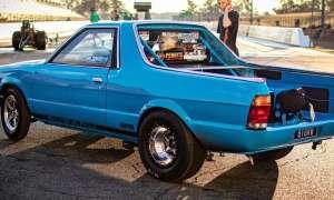 Pickup Subaru BRAT z mocą 1000 KM jest szalony!