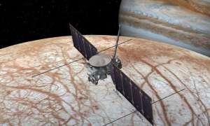 NASA przeprowadzi misję mającą na celu zbadanie lodowego księżyca Jowisza