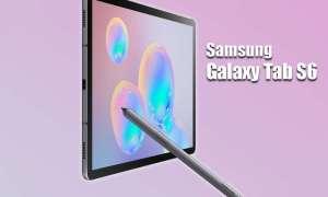 Samsung prezentuje Galaxy Tab S6
