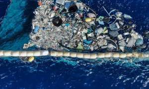 Great Ocean Cleanup ciągle walczy z zaśmieceniem oceanów