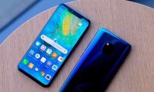 Jakie aparaty będzie miał Huawei Mate 30?