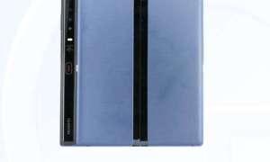 Co Huawei Mate X zmienił we swoim wpisie w TENAA?