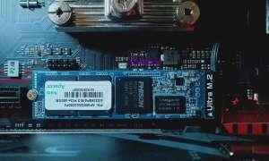 Test dysku Apacer AS2280P4 480 GB