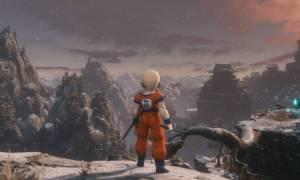 Krillin w Sekiro: Shadows Die Twice – mod do gry From Software