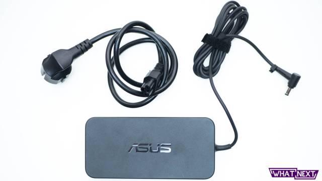 Asus F1 - zasilacz sieciowy
