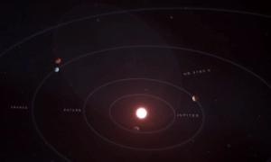 Ta planeta ma prawdopodobnie najdziwniejszą zaobserwowaną orbitę