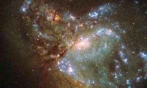 Superkomputer pozwala na symulowanie milionów galaktyk