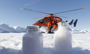 Mikroplastiki są transportowane w atmosferze i znajdują się nawet w Arktyce
