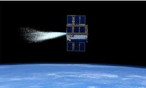 Obejrzyj pierwszy w historii manewr między dwoma CubeSat na orbicie