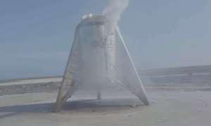 Zobaczcie jak Starhopper zaliczył ostatni test i otworzył SpaceX nowe drogi