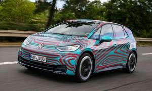 Elektryczny Volkswagen ID.3 wkrótce odsłoni karty