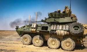 Oddział Marines potrzebuje zastępstwa dla pojazdu LAV-25