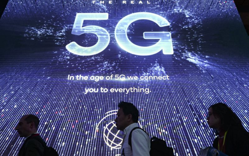sieć 5G, USA sieć 5G, Chiny sieć 5G, USA Chiny sieć 5G, stacje bazowe USA, stacje bazowe Chiny