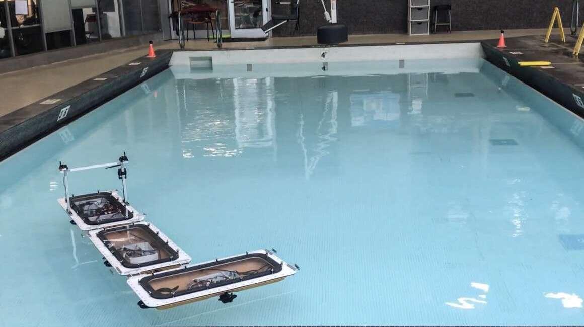 Autonomiczne roboty wodne Roboat rozwijają się w najlepsze