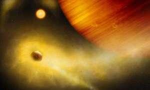 Astronomowie po raz pierwszy udokumentowali istnienie księżyca egzoplanety