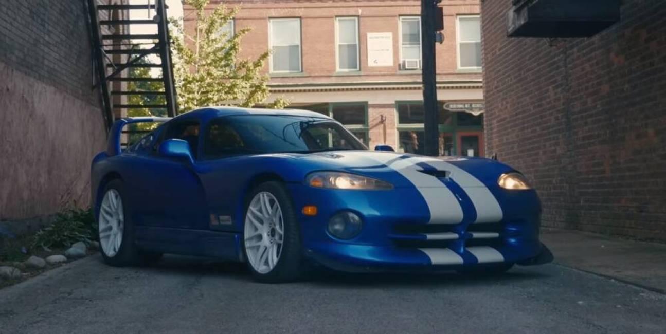 Bez względu na model, Dodge Viper zawsze jest świetny nad drodze