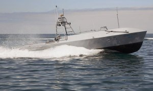 Autonomiczne okręty zażegnają problem min morskich