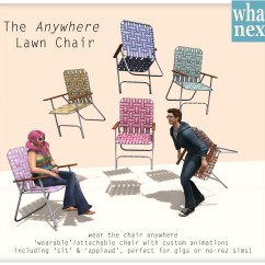 Everywhere Chair Coupon Code Jenny Lind Rocking White Anywhere Lawn Chairs At The Arcade What Next