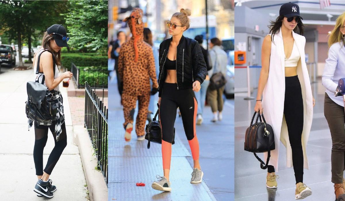 健身房運動的衣服直接穿上街 『Athleisure運動時尚穿搭』