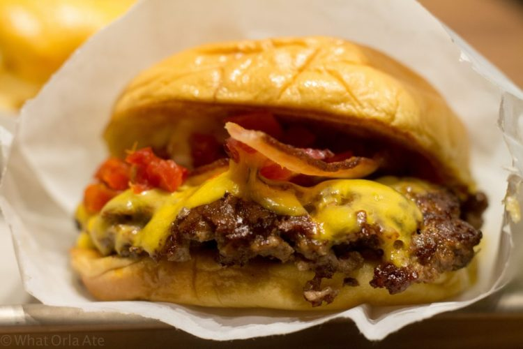 ShackBurger from Shake Shack