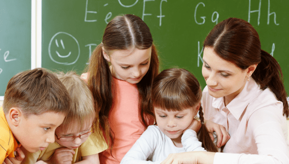 how to help your child settle in school