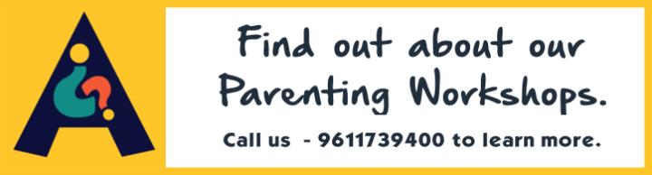 parenting workshops by dr debmita dutta
