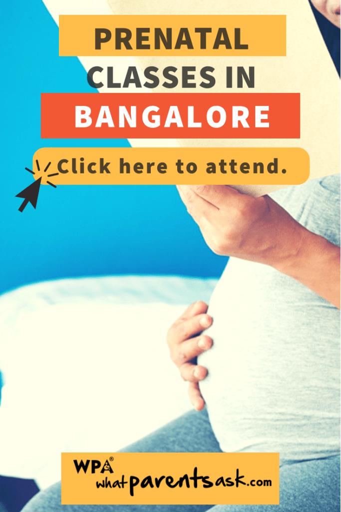 best prenatal classes in bangalore