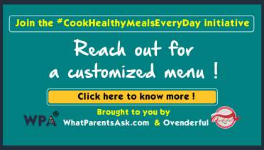 customised healthy indian weekly meal plan