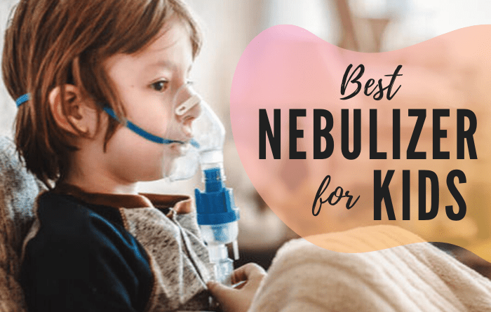 best nebulizer for kids