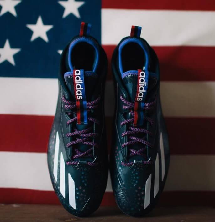 adidas Stars and Stripes Cleats