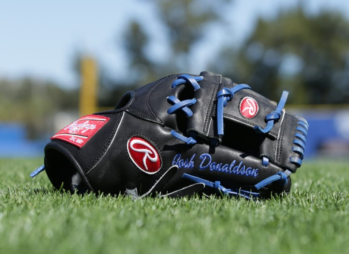 Josh Donaldson Rawlings PRONP5 Glove