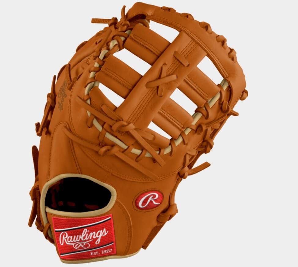 Mitch Moreland First Base Mitt