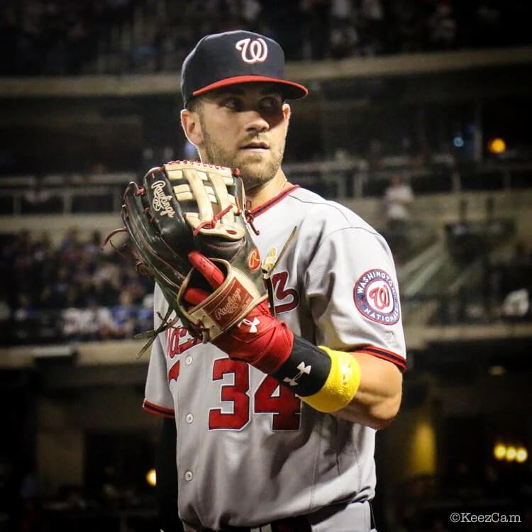 Bryce Harper Rawlings Glove