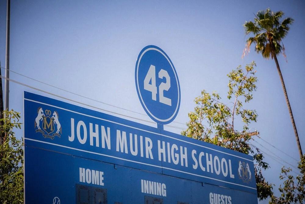 John Muir Baseaball Field1