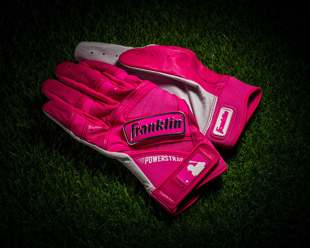 Franklin Powerstrap Batting Gloves Mothers Day 2017