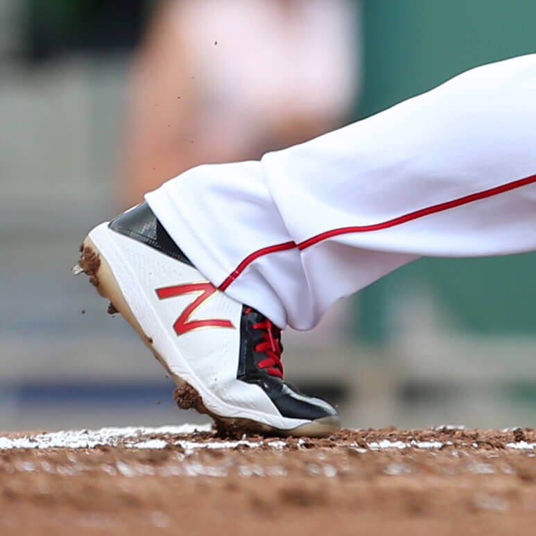Dustin Pedroia New Balance Cleats 2017 2