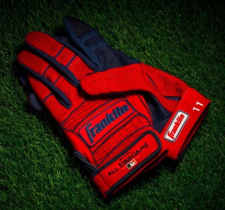 Jose Ramirez Franklin Batting Glove ASG