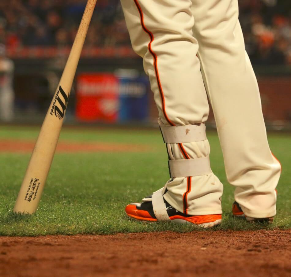 Buster Posey Marucci Bat 201`7