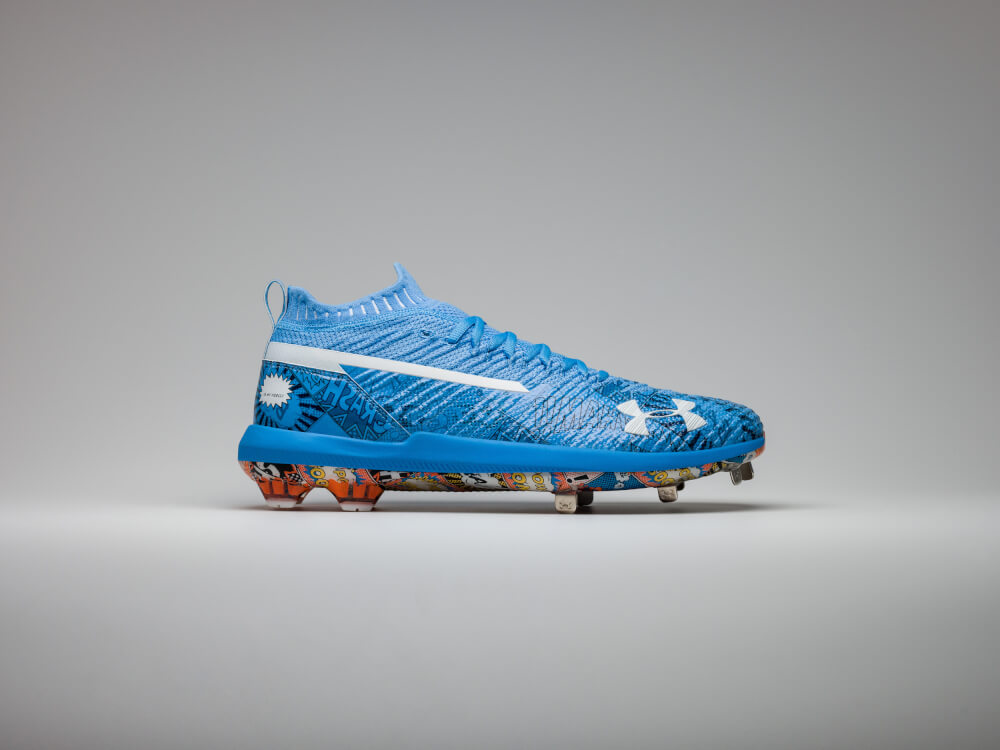 f7d19cabb57d Getting more looks at the Harper 3 cleat is just making me more excited to  see the retail colorways. Under Armour has done a great job with the Harper  1s ...