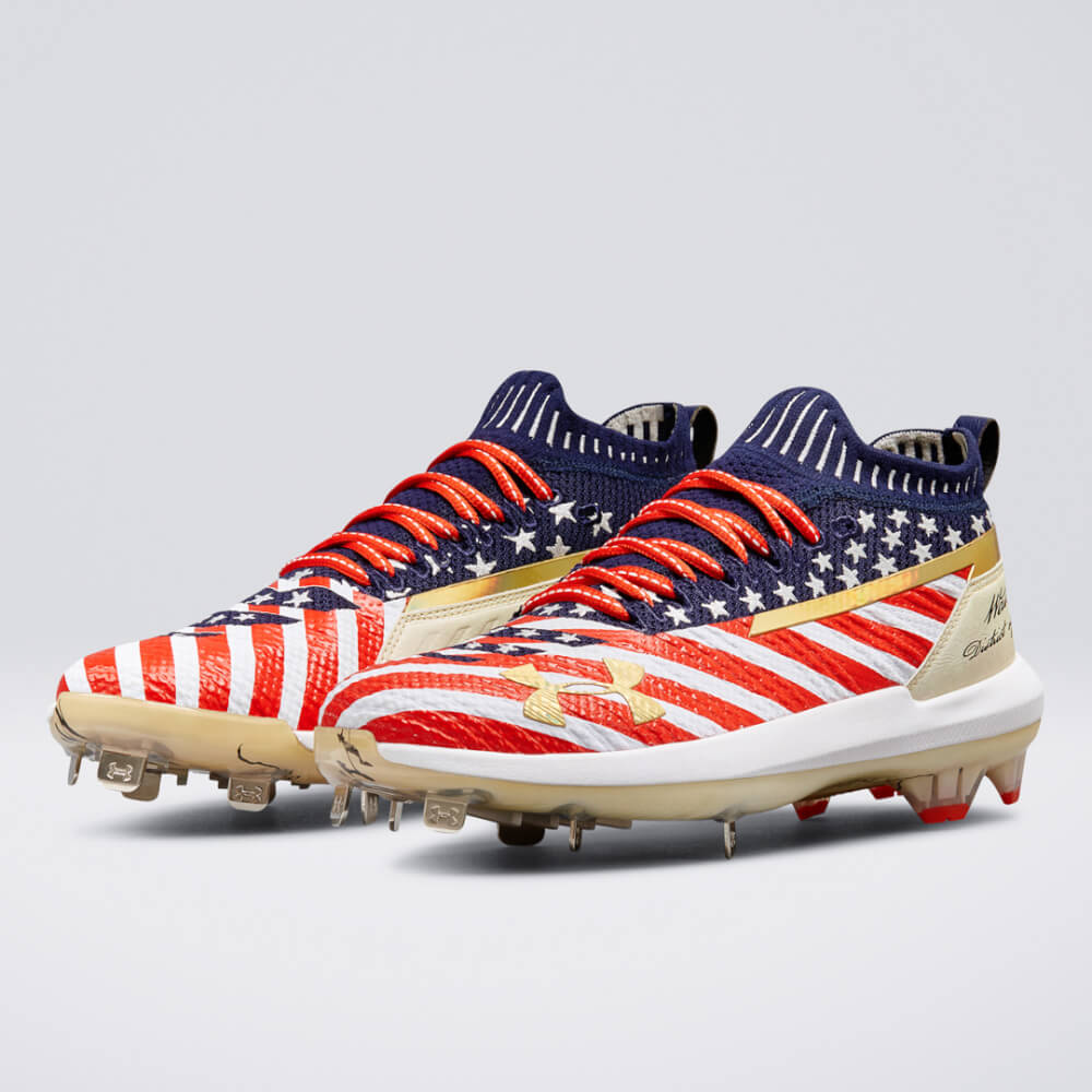 2508d2e1a What Pros Wear  WPW Report  MLB Cleats 2018 (Brand Usage