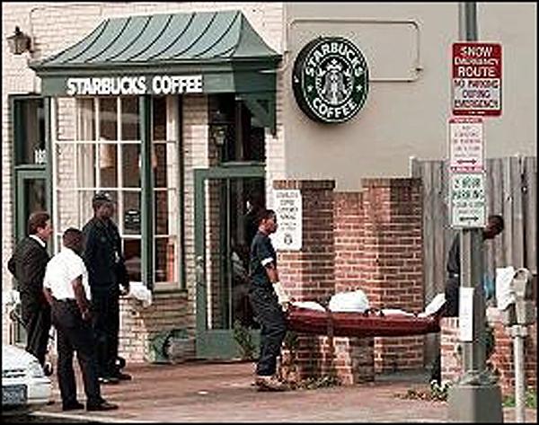 [Starbucks] Arkancide