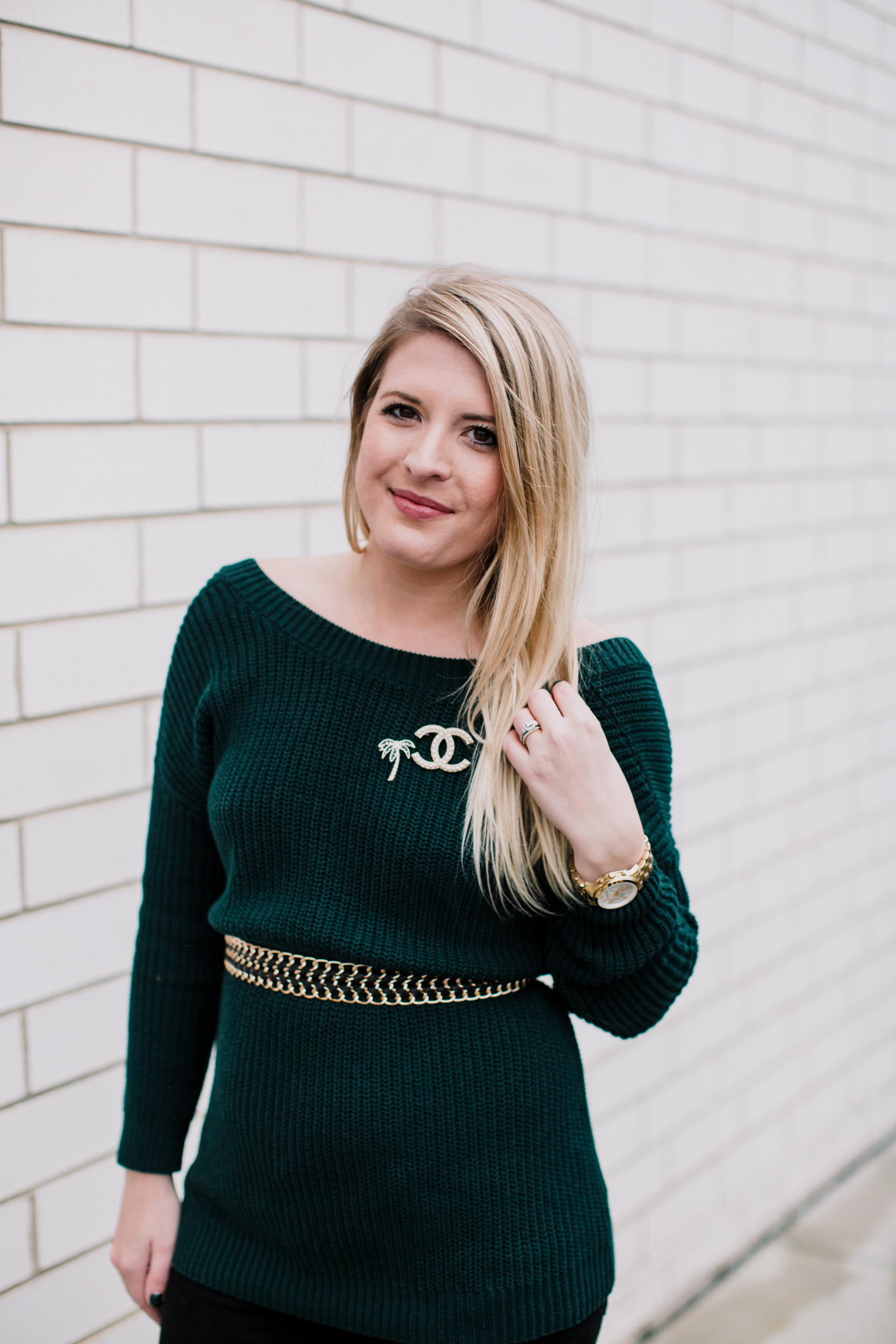 Mixing Designer and Bargain Fashion Pieces